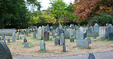 Salem Old Burying Point