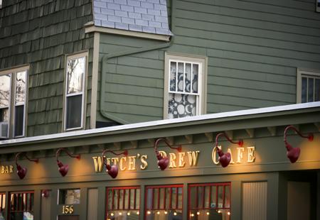 Witch's Brew Cafe
