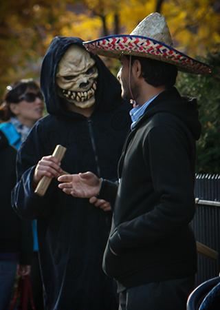 Salem Costumes 2010