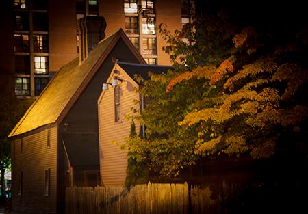 Salem Spooky House