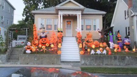 Salem Halloween House