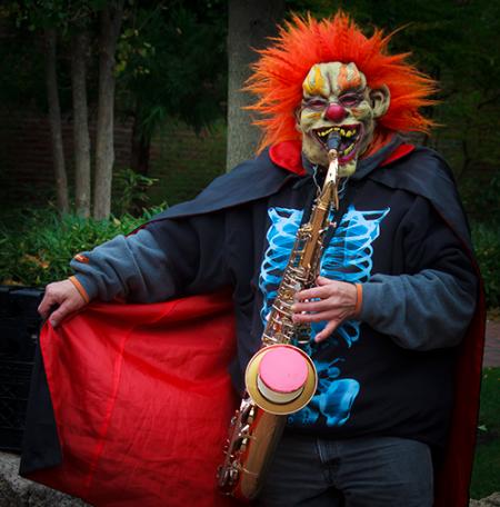 Salem Halloween 2012