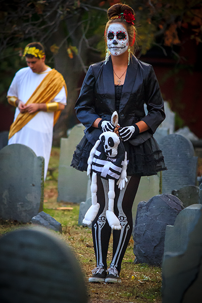 Halloween in Salem 2012